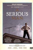 A Serious Man - Finnish DVD movie cover (xs thumbnail)