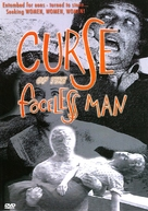 Curse of the Faceless Man - DVD cover (xs thumbnail)