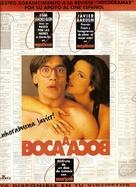 Boca a boca - Spanish poster (xs thumbnail)