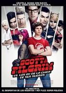 Scott Pilgrim vs. the World - Argentinian Movie Poster (xs thumbnail)