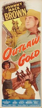 Outlaw Gold - Movie Poster (xs thumbnail)