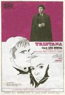 Tristana - Spanish Movie Poster (xs thumbnail)