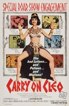 Carry on Cleo - Movie Poster (xs thumbnail)