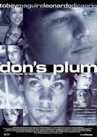 Don's Plum - Spanish Movie Poster (xs thumbnail)