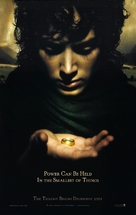 The Lord of the Rings: The Fellowship of the Ring - Teaser movie poster (xs thumbnail)