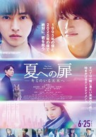The Door Into Summer - Japanese Movie Poster (xs thumbnail)