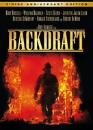 Backdraft - DVD cover (xs thumbnail)