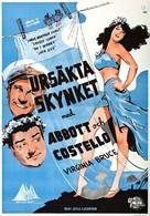 Pardon My Sarong - Swedish Movie Poster (xs thumbnail)