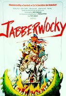 Jabberwocky - German Movie Poster (xs thumbnail)
