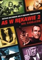 Smokin' Aces 2: Assassins' Ball - Polish Movie Cover (xs thumbnail)