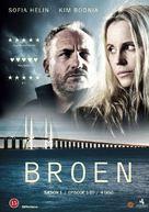 """Bron/Broen"" - Danish DVD movie cover (xs thumbnail)"