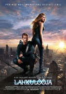 Divergent - Estonian Movie Poster (xs thumbnail)