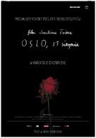 Oslo, 31. august - Polish Movie Poster (xs thumbnail)
