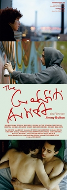 The Graffiti Artist - German poster (xs thumbnail)