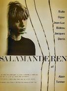 La salamandre - Danish Movie Poster (xs thumbnail)