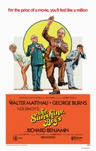 The Sunshine Boys - poster (xs thumbnail)