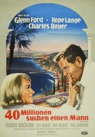 Love Is a Ball - German Movie Poster (xs thumbnail)