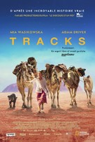 Tracks - French Movie Poster (xs thumbnail)