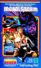 Metalstorm: The Destruction of Jared-Syn - German VHS movie cover (xs thumbnail)