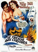 Caribbean - French Movie Poster (xs thumbnail)