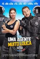 Raid dingue - Brazilian Movie Poster (xs thumbnail)