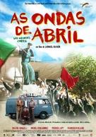 Les grandes ondes (à l'ouest) - Portuguese Movie Poster (xs thumbnail)