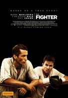 The Fighter - Australian Movie Poster (xs thumbnail)