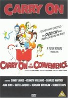 Carry on at Your Convenience - British DVD movie cover (xs thumbnail)