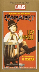 Cabaret - Argentinian VHS cover (xs thumbnail)