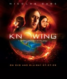 Knowing - Video release movie poster (xs thumbnail)