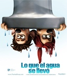 Flushed Away - Mexican Movie Poster (xs thumbnail)