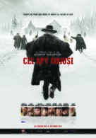 The Hateful Eight - Romanian Movie Poster (xs thumbnail)