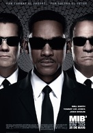 Men in Black 3 - Andorran Movie Poster (xs thumbnail)