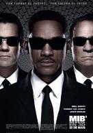 Men in Black 3 - Andorran Movie Poster (xs thumbnail)