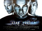 Star Trek - British Theatrical movie poster (xs thumbnail)