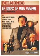 Le corps de mon ennemi - French DVD cover (xs thumbnail)