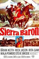 Sierra Baron - Movie Poster (xs thumbnail)