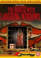 La casa dalle finestre che ridono - British DVD cover (xs thumbnail)