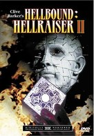 Hellbound: Hellraiser II - DVD cover (xs thumbnail)