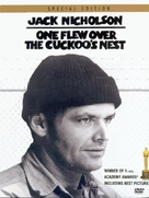One Flew Over the Cuckoo's Nest - DVD cover (xs thumbnail)