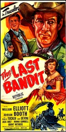 The Last Bandit - Movie Poster (xs thumbnail)