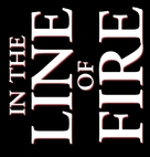 In The Line Of Fire - Logo (xs thumbnail)