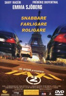 Taxi 2 - Swedish Movie Cover (xs thumbnail)