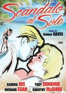 A Summer Place - Italian DVD movie cover (xs thumbnail)