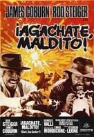 Giù la testa - Spanish Movie Poster (xs thumbnail)