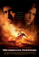 Ghost Rider - Brazilian Movie Poster (xs thumbnail)