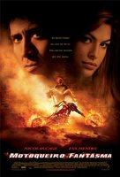 Ghost Rider - Brazilian Movie Poster (xs thumbnail)