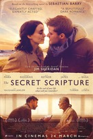 The Secret Scripture - Irish Movie Poster (xs thumbnail)