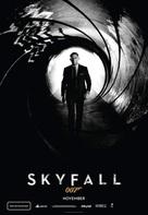 Skyfall - Australian Movie Poster (xs thumbnail)