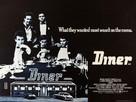 Diner - British Movie Poster (xs thumbnail)